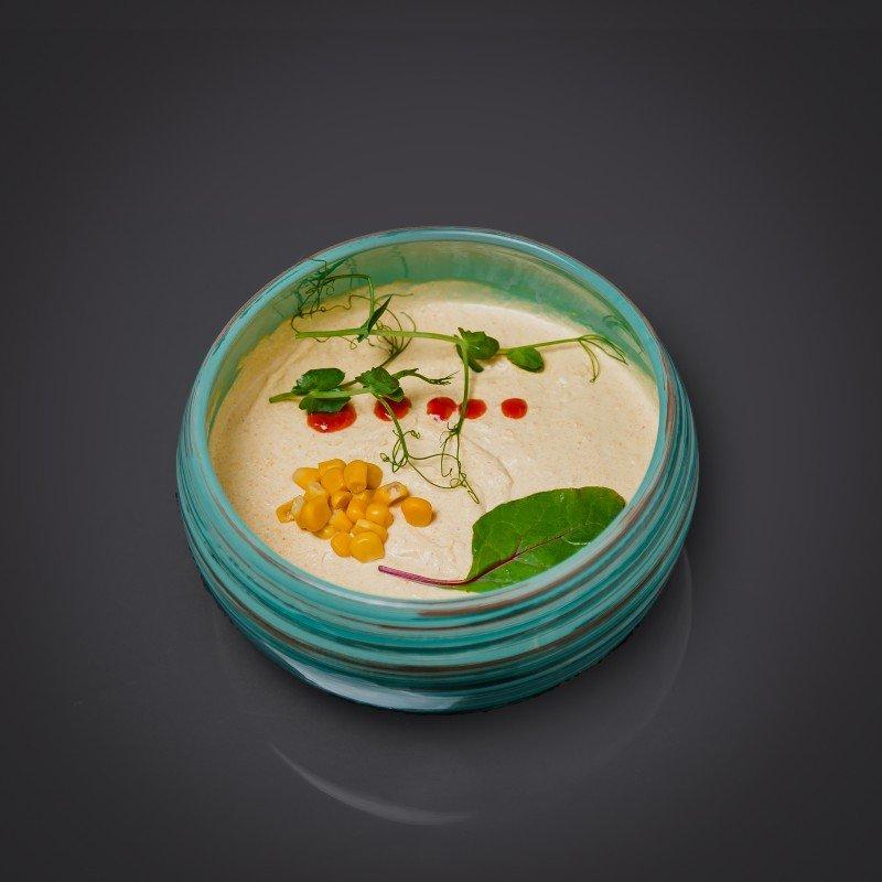 Крем-суп с кукурузой